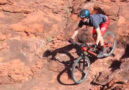 Hitting Sedona's Local Lines - Video