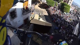 Filip Polc And Bernardo Cruz - Taxco Downhill 2015 Track Preview