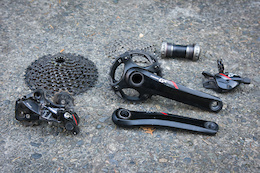 SRAM GX Drivetrain - Review