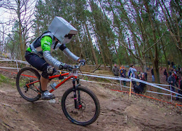 Tidworth Freeride: Hooper Hooner Downhill 2015