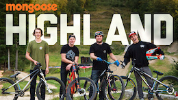 Mongoose Team Trip to Highlands - Video