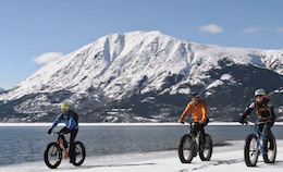 Fat Biking in the Yukon - Video