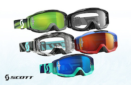Win Scott Goggles - Pinkbike's Advent Calendar Giveaway