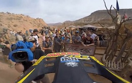 Logan Binggeli's Red Bull Rampage POV - Video