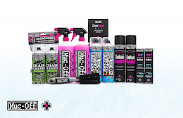 Win Muc-Off MTB Bundle - Pinkbike's Advent Calendar Giveaway