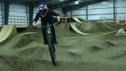 Jill's Pump Track Attack - Video