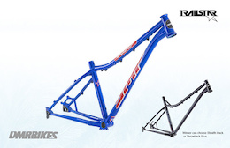 Win a DMR Trailstar Frame - Pinkbike's Advent Calendar Giveaway