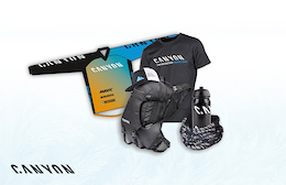 Win a Canyon Factory Enduro Team Bundle - Pinkbike's Advent Calendar Giveaway