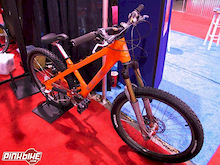 Evil Bikes/E.thirteen Components at Interbike