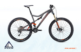 Win a Fuji Auric 1.7 - Pinkbike's Advent Calendar Giveaway
