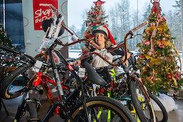 Share the Ride Hits Squamish, BC, and We Reach our Fundraising Goal