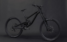Dream Bike: All Black 30.55 Pound Polygon DH9 XL