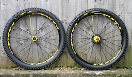 Mavic Crossmax XL Pro Limited Wheels - Review