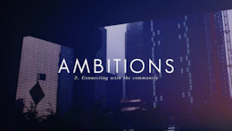 Ambitions Featuring Emily Batty, Episode 3 - Video