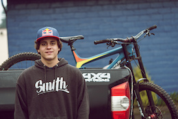 Carson Storch Signs With Rocky Mountain Bikes - Video