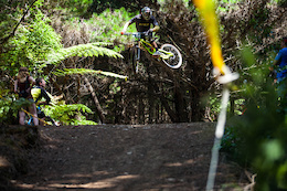 NZ Downhill National Cup: Round 1 - Auckland