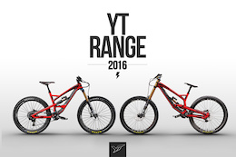 YT Industries 2016 Bike Range: New Year, New Bikes, New Look