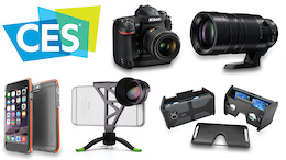 Photography, Videography and Smartphone Accessories - The Tech You Need To Know About From CES 2016