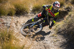 Commencal Vallnord DH Racing Team Sign George Brannigan