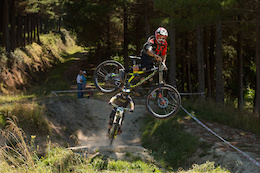 NZ DH Nationals Round 2, Napier - Practice