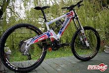 Project Bike: Orange 224