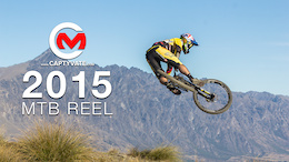 Captyvate 2015 MTB Reel  - Video