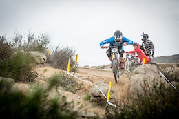 Fontana Winter Series Track Preview Round 2 - Video