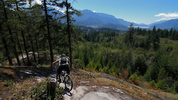 Mossy Ride in Squamish - Video