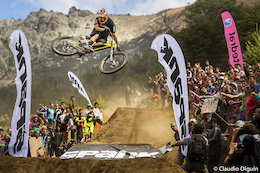 Getting Loose in Bariloche: Spank Whip-Off - Video