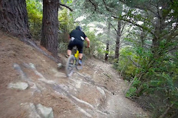 Destroying Dunedin's Signal Hill DH Trails - Video
