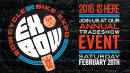 Bow Cycle's ExBow 2016