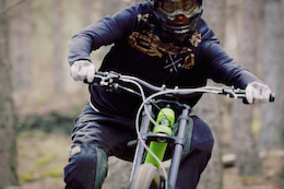 Lluis Lacondeguy Shreds his Local Trails in 4K - Video