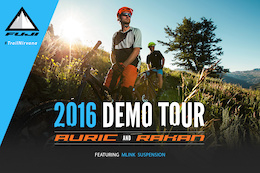 Fuji Bikes Announces 2016 North American Demo Tour Schedule