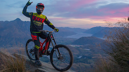 George Brannigan Rips Down Coronet Peak - Video