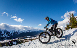 Fat Biking in Revelstoke and Fernie B.C.