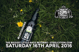 Peaty's Steel City DH 2016