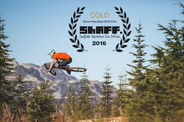 Conor Macfarlane edit screening at 2016 Sheffield Adventure Film Festival