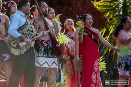 Opening Ceremony, Crankworx Rotorua 2016 - Video