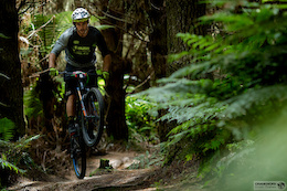 A Kiwi and a Queen Take Home the Big Wins at Crankworx on Day One