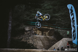 Official Oceania Whip Off Championships Presented by Spank, Crankworx Rotorua 2016 - Results