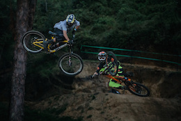 Rotating in Rotorua: Whip Off World Championships, Crankworx Rotorua 2016 - Photo Epic