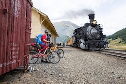 Eric Porter and the Rails to Trails - Video