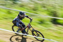 Downhill Practice, Crankworx Rotorua 2016