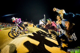 A Pump Track Party, Crankworx Rotorua 2016 - Photo Epic