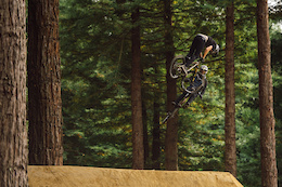 Up Close: Brett Rheeder Slopestyle Practice - Video