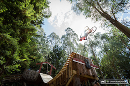 Uncut: Quick Clips and Highlight Nugs, Crankworx Rotorua Slopestyle - Video