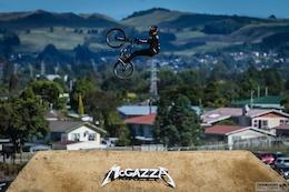 Crankworx Rotorua Slopestyle in Memory of McGazza