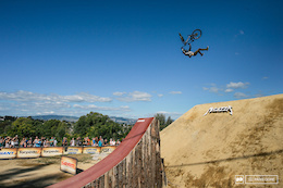 Brett Rheeder Crankworx Slopestyle Finals Run - Video