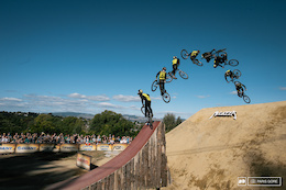 A Day to Remember: Crankworx Rotorua Slopestyle 2016 - Photo Epic
