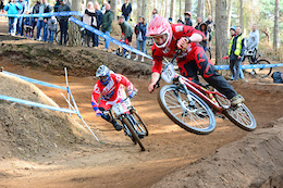 44Racing Rockstar: British 4X Series Round One, Chicksands
